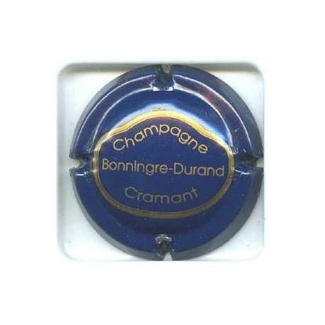 BONNINGRE DURAND02 LOT N°1378