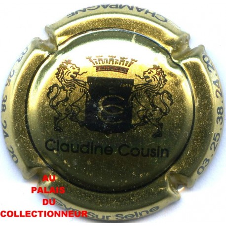 COUSIN CLAUDINE01 LOT N°9154