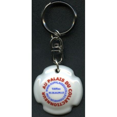 .Porte-clés capsule céramique LOT N°M41