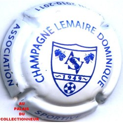 LEMAIRE DOMINIQUE LOT N°9527