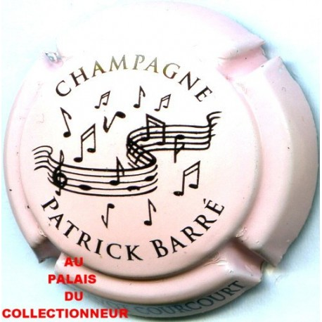 BARRE PATRICK01 LOT N°9667