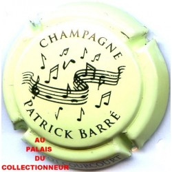 BARRE PATRICK03 LOT N°9668