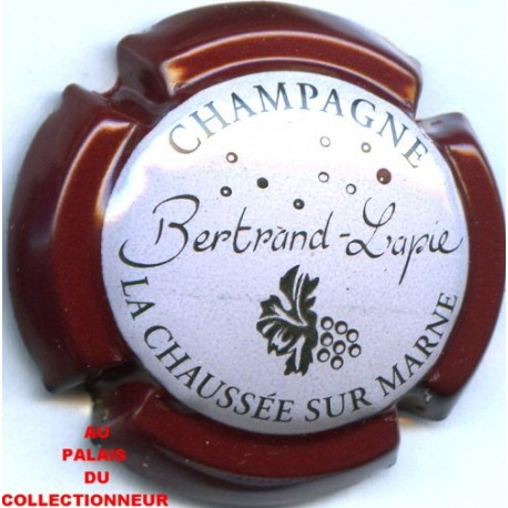 BERTRAND LAPIE16 LOT N°9783