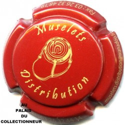 MUSELETS DISTRIBUTION LOT N°9925