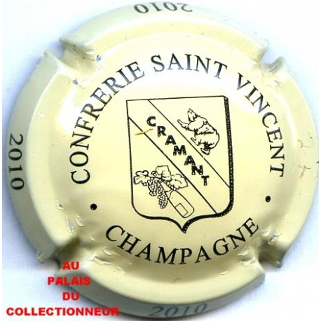 SAINT VINCENT CRAMANT15 LOT N°10615
