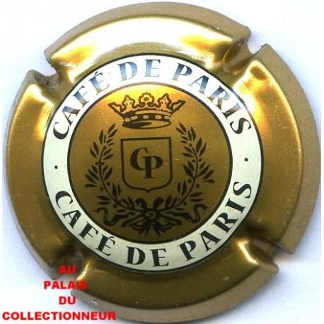 8 CAFE DE PARIS 01 LOT N° 11080