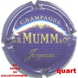 MUMM & CIE138 LOT N°3957