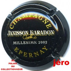 JANISSON.BARADON & F16a LOT N° 5015