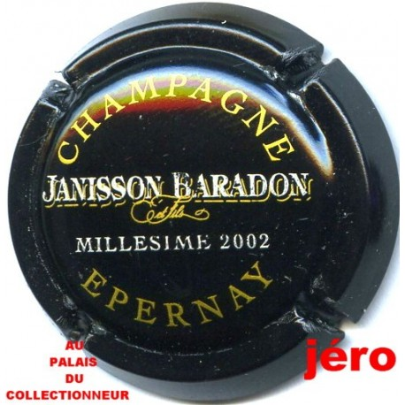 JANISSON.BARADON & F16a LOT N° 5015